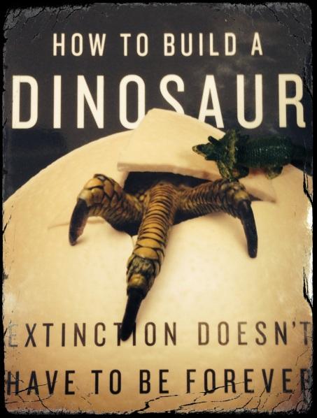 Trig - how to build a dinosaur