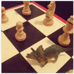 Trig - pawn in the game