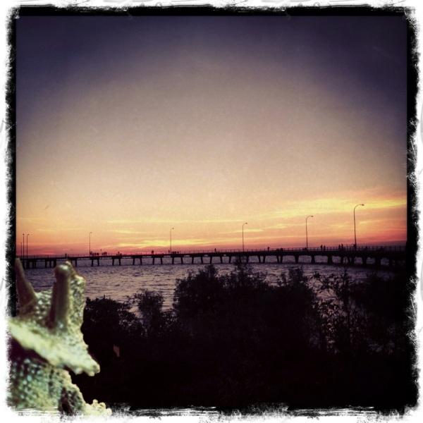 Trig - sunset