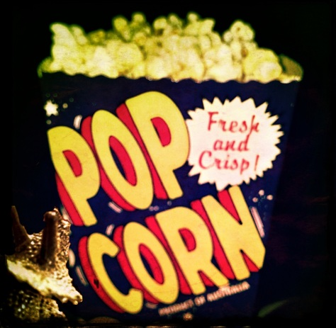 Trig - pop corn