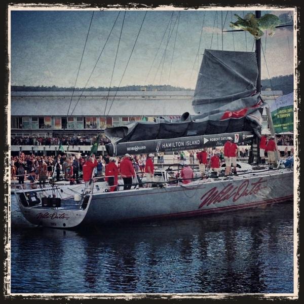 Trig - yachtie